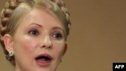 Yulia Tymoshenko në kohën kur ka qenë kryeministre. Maj, 2009.