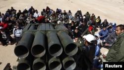 лібійскія паўстанцы