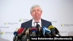 Генеральний прокурор України Віктор Шокін ©Shutterstock