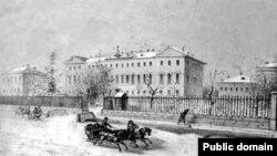 Александровский лицей в Петербурге