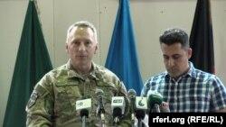 هیکس: نیروهای ائتلاف و همکاران ما برای تقویت قوتهای هوایی افغان دوشا دوش شما ایستادهاند.
