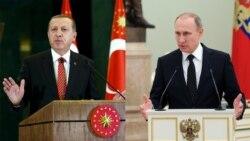 Rus-Türk dartgynlygynyň MA täsiri