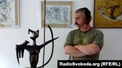 Скульптор Руслан Найда