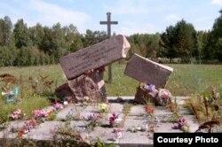 Мемориал в память от жертвах сталинских репрессий