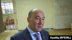 Татарстанның авыл хуҗалыгы һәм азык-төлек министры Марат Әхмәтов