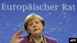 Kancelarja gjermane, Angela Merkel
