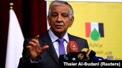 جبار اللعیبی، وزیر نفت عرق