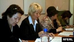 На Круглом столе Жамбылского филиала движения «Шанырак».