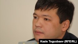 Тимур Ауталипов, Алматы қаласы Медеу аудандық сотының прокуроры. Алматы, 24 желтоқсан 2012 жыл