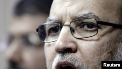 Egyptian Muslim Brotherhood leader Essam el-Erian