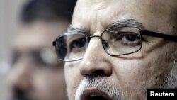 Egyptian Muslim Brotherhood leader Essam el-Erian