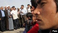 ავღანელი ლტოლვილები ირანში