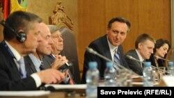 Montenegro - Parliamentary Committee EU-Montenegro, Podgorica, 25Mar2014.
