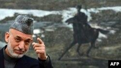 Хамід Карзай, архівне фото