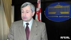 Лидер парламентской фракции «Сильная Грузия» Гия Тортладзе