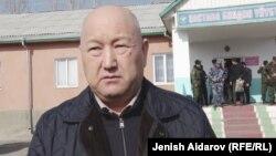 Кыргызстандын вице-премьер-министри Жеңиш Разаков.