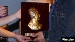 «Արտավազդ» մրցանակաբաշխությունն այս տարի նվիրված էր Էդգար Էլբակյանի 90-ամյակին