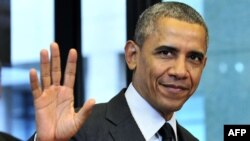ABŞ prezidenti, Barack Obama