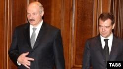 Александр Лукашенко и Дмитрий Медведев больше не друзья