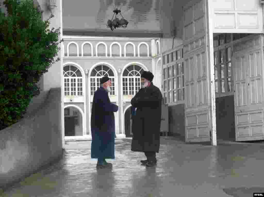 Масҷиди Муҳаммад Саййидмуҳаммади шаҳри Душанбе