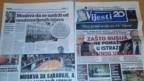 O novom kursu odnosa Crne Gore i Rusije uveliko piše i crnogorska štampa