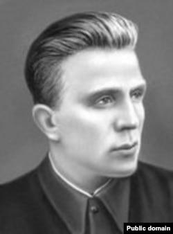 Фотография Николая Кузнецова, по версии советских органов госбезопасности