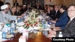 اجتماع لسياسيين عراقيين من كافة الاتجاهات(الارشيف)