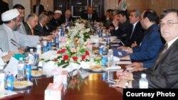 اجتماع لسياسيين عراقيين