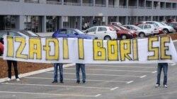 Stavovi studenata u Podgorici