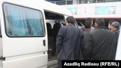 Bakı-Şirvan-Bakı marşrutu üzrə 51 sürücü işləyir
