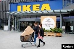 Бізнесмодель «швидких меблів» IKEA потребує перегляду, вважають дослідники Earthsight