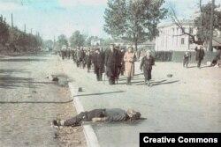 Один із німецьких військових згадував: радянські євреї були «разюче погано поінформовані про наше ставлення до них»