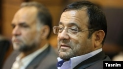 Gholamali Sefid, chairman of City Council of Yazd who has been sentenced to 37 lashes. File photo