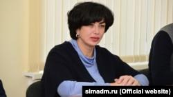 Глава администрации Симферополя Елена Проценко
