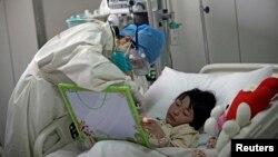 Djevojčica zaražena virusom H7N9 u bolnici u Pekingu