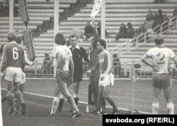 Аляксандар Пракапенка на Алімпіядзе-1980 у Маскве