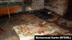 مرقد الحاخام اسحاق في محلة التوراة ببغدا(من الارشيف)