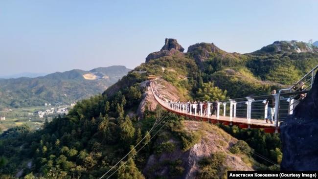 Мосты и горы. Провинция Чжэцзян