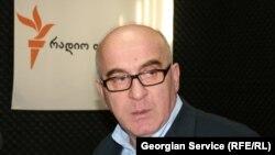 Директор Центра стратегических исследований, бывший министр иностранных дел Грузии Ираклий Менагаришвили