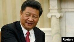 Қытай президенті Си Цзиньпин. Вашингтон, 25 қыркүйек 2015 жыл.