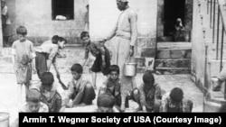 Հայկական որբանոց Թուրքիայում, 1916թ․