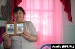 Халидә Садыйкова ямбайларның элекке киемнәре турында сөйли