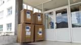 Donation of medical equipment by EU Delegation in Bosnia and Herzegovina to Trebinje hospital