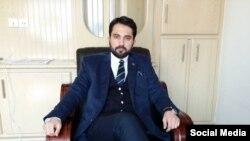 کابل کې د افغان امریکايي پوهنتون استاد ظریف امینیار