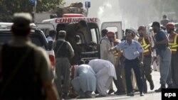 Після нападу на авіабазу на околиці Пешавара, 18 вересня 2015 року
