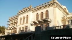 Moskva və bütün Rusiyanın patriarxı üçün tikildiyi iddia olunan saray