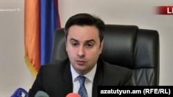 Սերգեյ Ավետիսյան, արխիվ