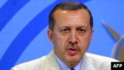 Türkiyənin baş naziri Rəcəb Tayyib Ərdoğan