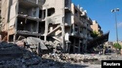 Сирия, 5-сентябрь, 2016-жыл.