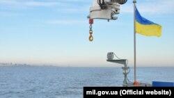 «Загрози життю особового складу немає. Загрози втрати корабля немає», – кажуть у ВМС (фото ілюстративне)